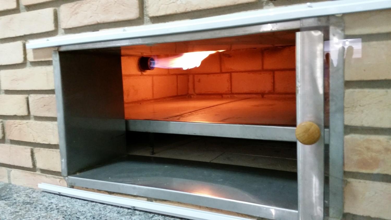 Mais um Forno Las Lenhas do Cheff Hassin construído em Salvador e pizzas sensacionais feitos neste forno! Ps7M8t