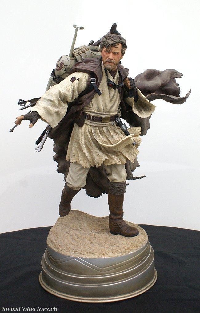 Vente : Obi-Wan Kenobi Mythos Statue Sideshow Collectibles Q7Io0D