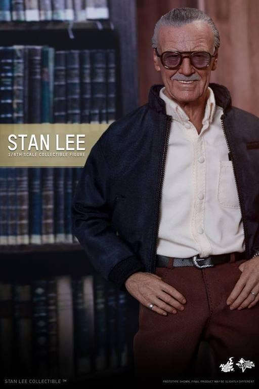 STAN LEE THE CREATOR MvuZIC