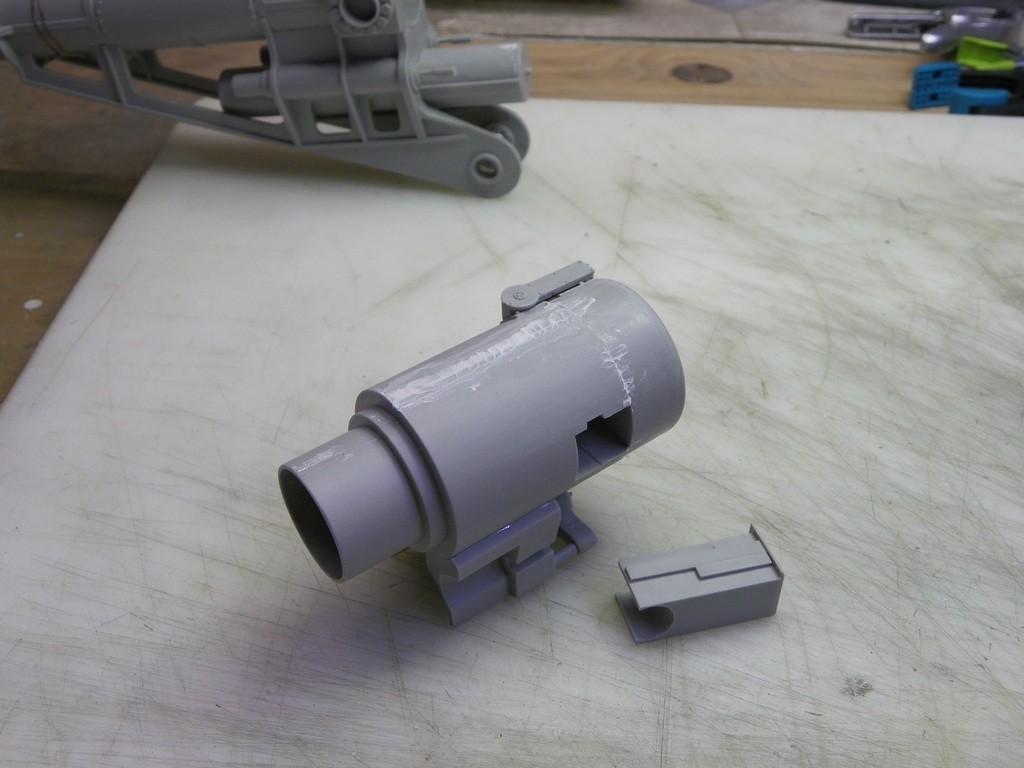 Diorama K5 E LEOPOLD 280mm + BR86 + WR360 1/35 [19-04-16- FINI] S3E4kX