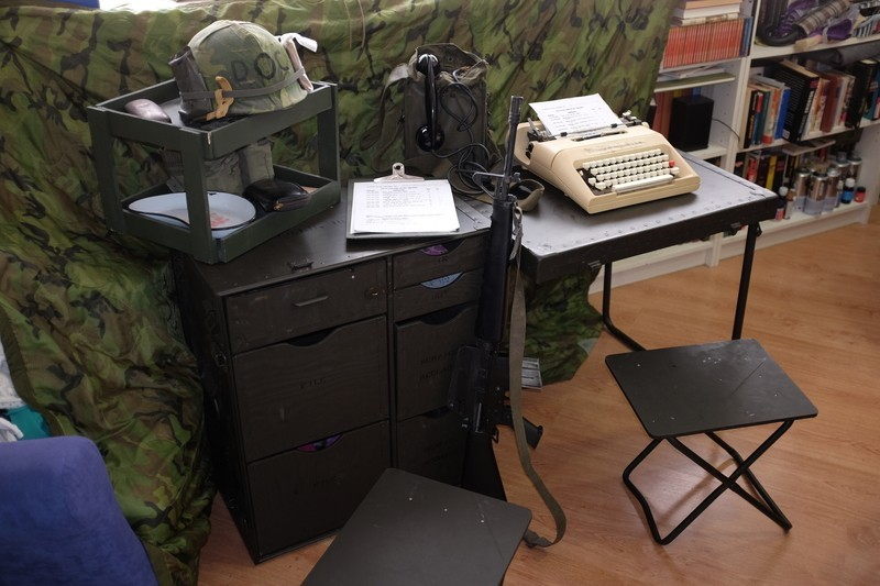 M1952 field desk. ARJeXO