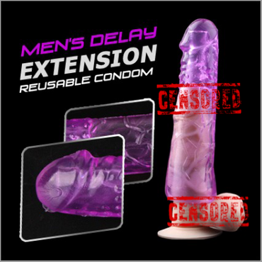 CONDOM AND EXTENSION SLEEVE - www.batinmalay.com CLmx3j