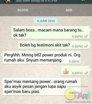spermax malaysia D9wfxz