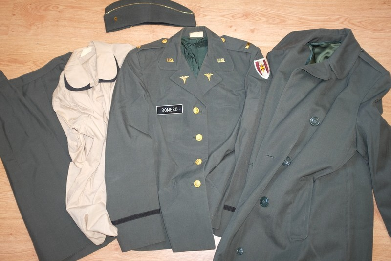 Uniforme class A del 44th F8YY1h