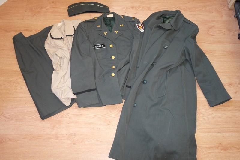 Uniforme class A del 44th FYtbEn