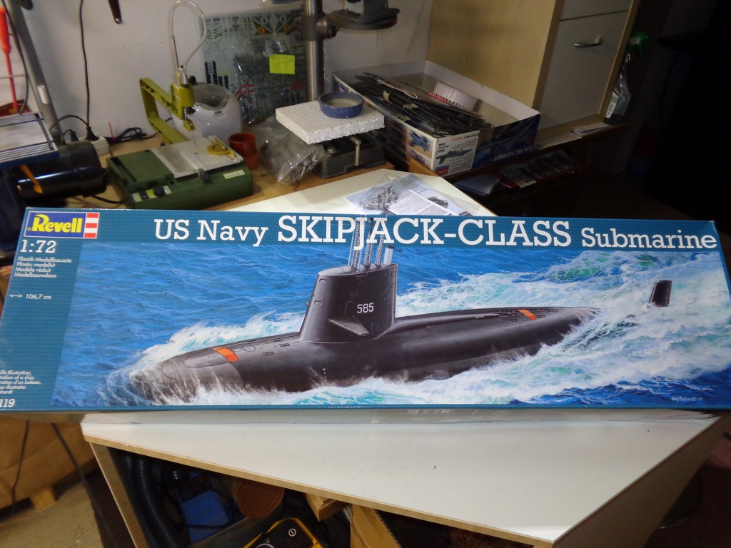 Sous marin US Navy Class SKIPJACK 1/72 [mise a jour 08-07-18] Hj7YVt