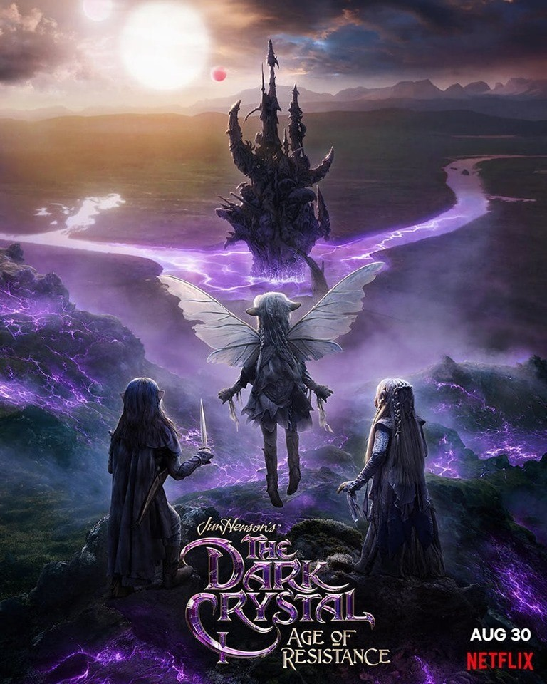 The Dark Crystal : Age of Resistance Kh6QfE