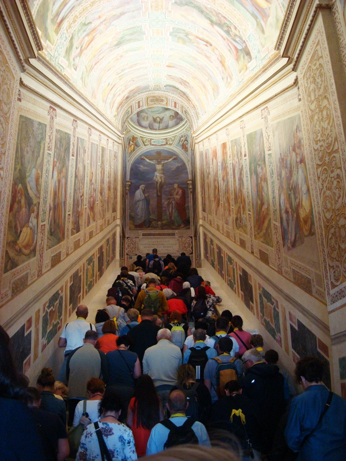 Jubileo Romano: Escalera Santa / Puertas Santas - MR643 (R.M. SXVIII-C161) Nre0uN