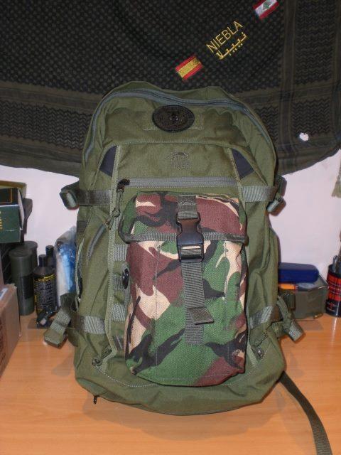 Patrol Pack Vent...Substitucion de una vieja amiga. PF4LXG