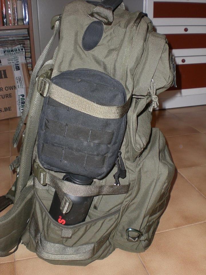 Patrol Pack Vent...Substitucion de una vieja amiga. R0VESc