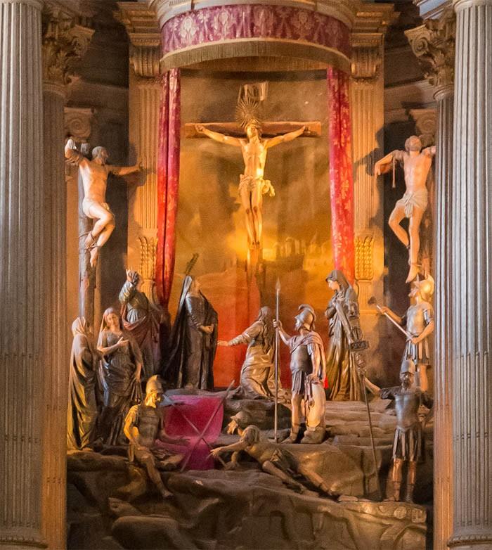 Bom Jesus de Braga / Inscripción con indulgencia - DI040 (R.M. SXIX-O98) S2KEau