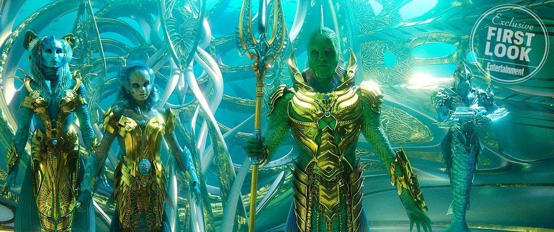 DC : Aquaman WZPUrP