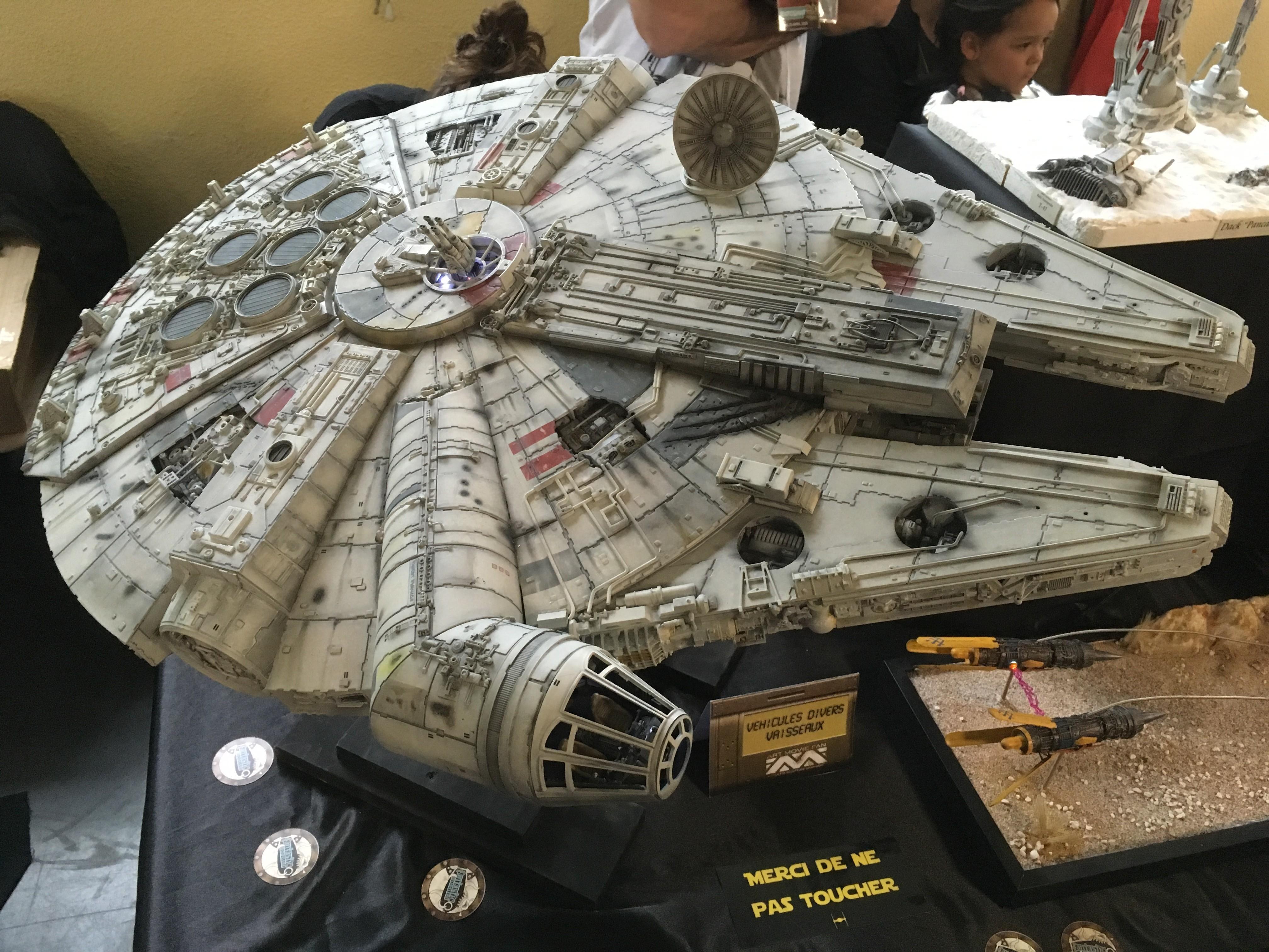 Générations Star Wars et SF 20ème édition - Cusset - 28 et 29 avril 2018 AAWNyA