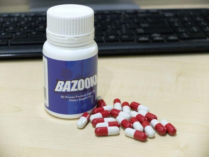 Bazooka Pills 60 BIJI | www.batinmalay.com 0133066540 B763WC