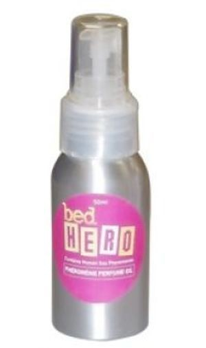 Bed Hero Pheromone cologne for men - (Attracts Women) MUxYTv