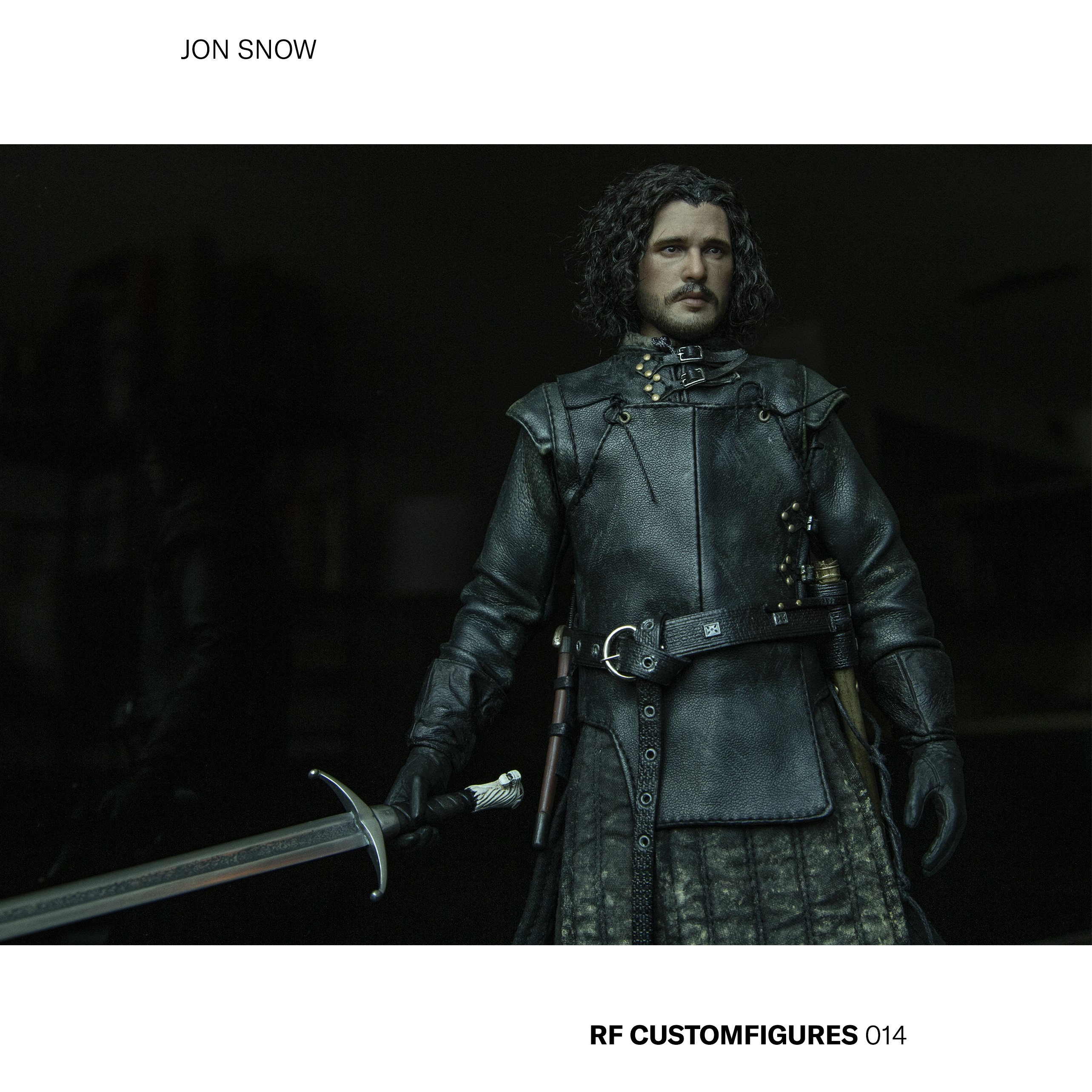 "fantasy - NEW PRODUCT: ThreeZero: 1/6 ""Song of Ice and Fire - Game of Thrones"" - Jon Snow / Jon Snow 2.0 W9ciAE"