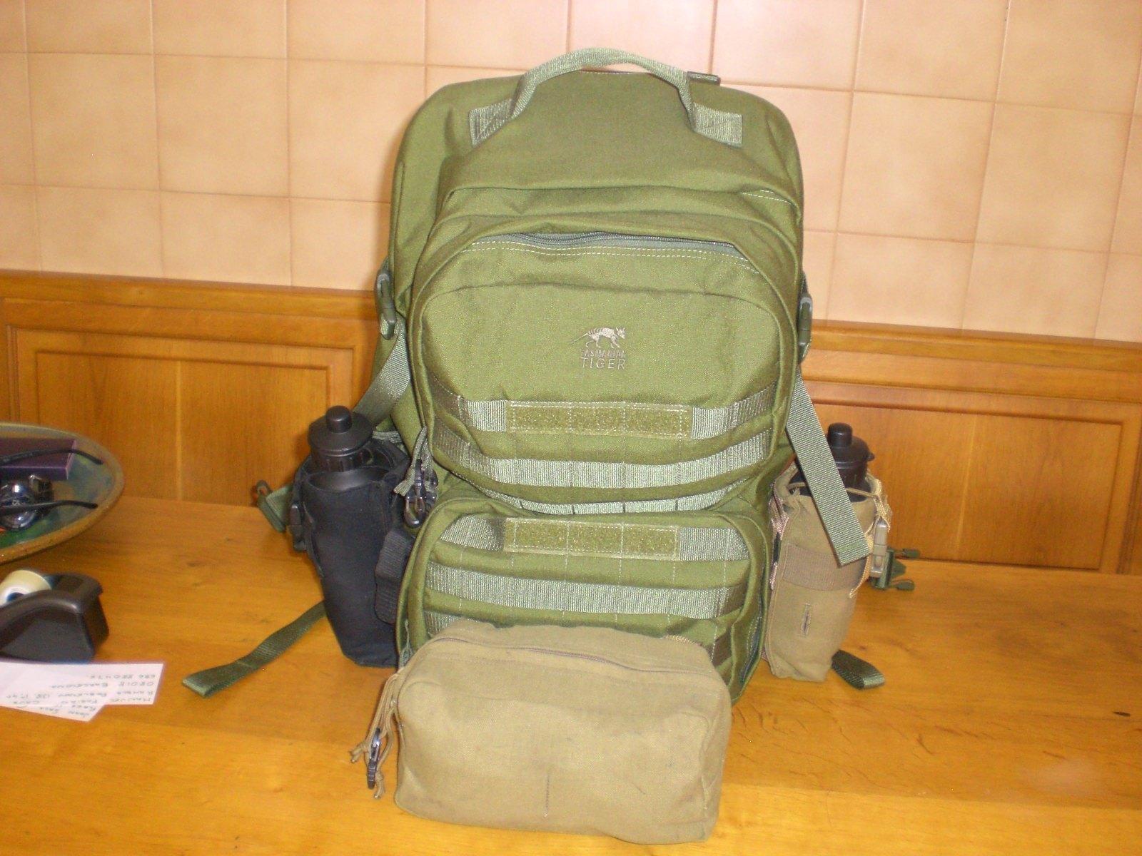 Patrol Pack Vent...Substitucion de una vieja amiga. XNRU91