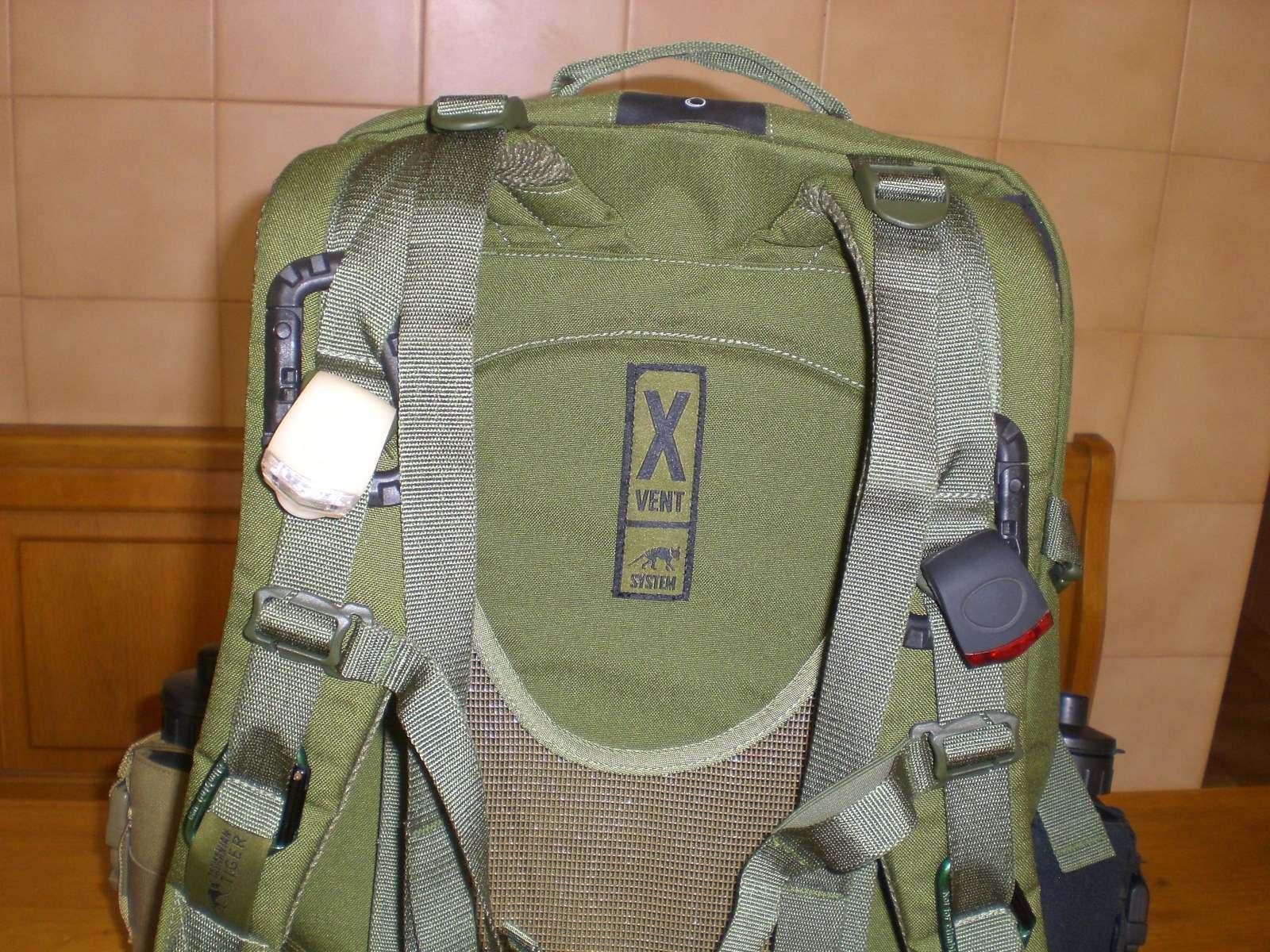 Patrol Pack Vent...Substitucion de una vieja amiga. ZOB0VC