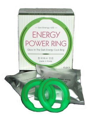 Energy Power Ring - size L and size XL available 0CB9jU