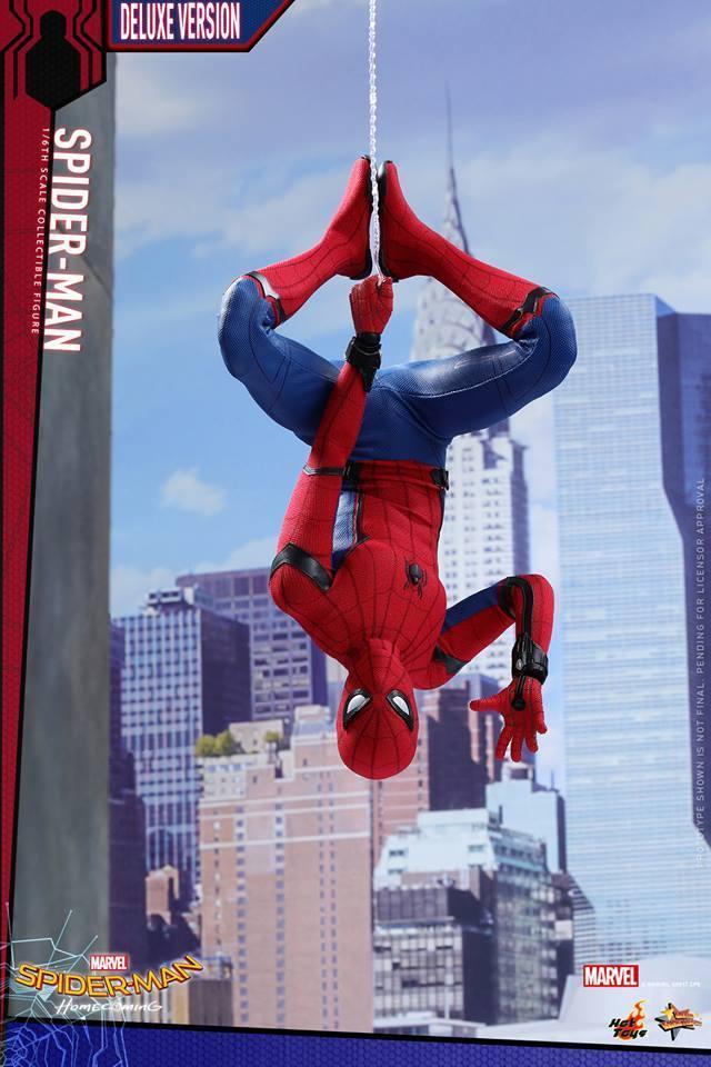 Spider-Man Homecoming : Spider-Man  4VH1I6
