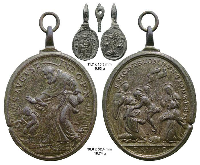 Virgen del Pópulo/ Santísimo Sacramento - MR634 (R.M. SXVII-O490) 8rKgNK