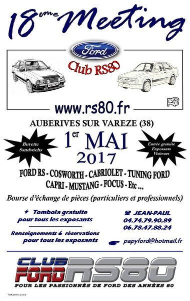 17e Meeting Ford du 1er mai  AUZnTx