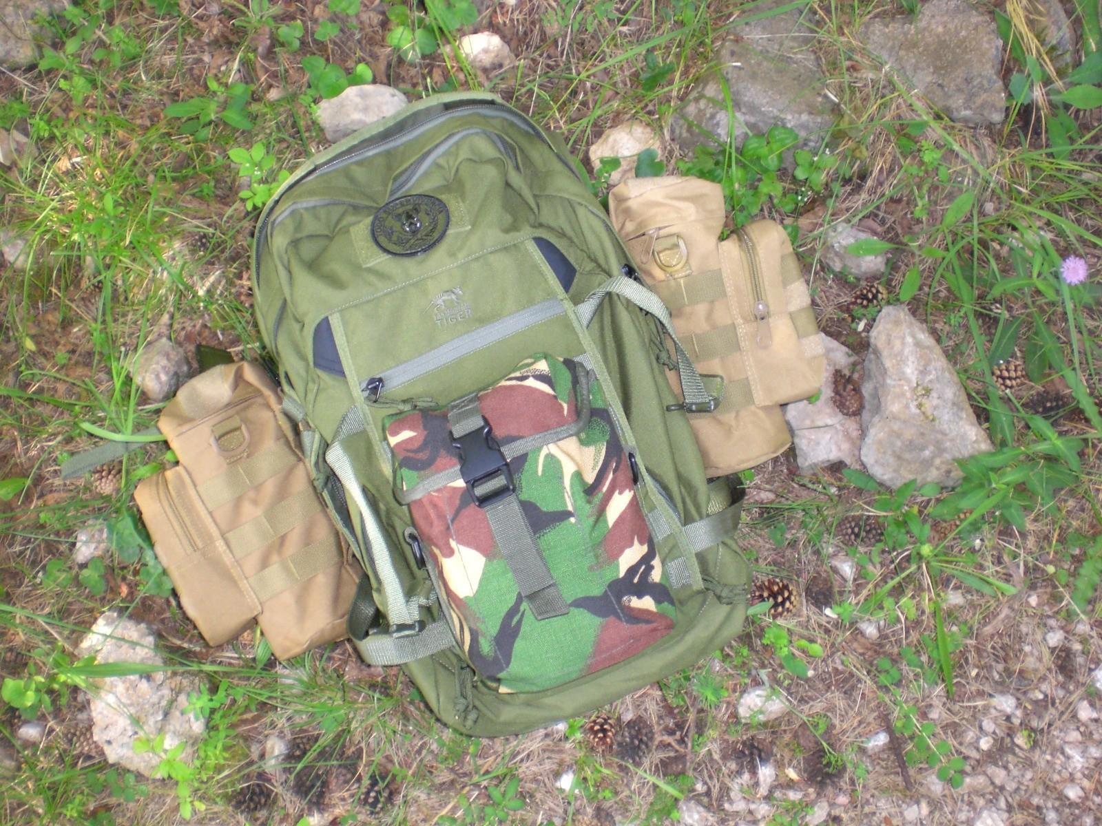 Patrol Pack Vent...Substitucion de una vieja amiga. AczpuZ