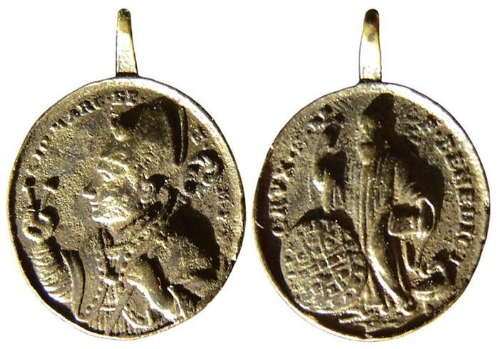 Medaille St Jean-Marc de Braga. XVIIIème BfpQUT