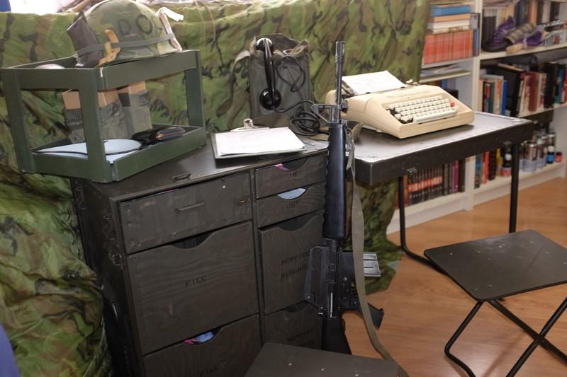 M1952 field desk. FudFfE