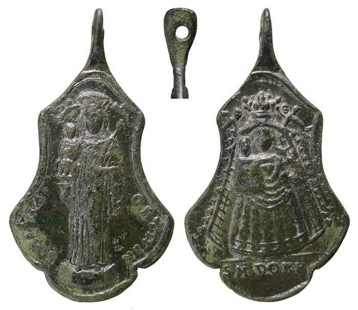 S. Maria de Altötting / S. Maria de Dorfen - MR492 (R.M. SXVIII-Ot 17) (MAM) G4UhlX