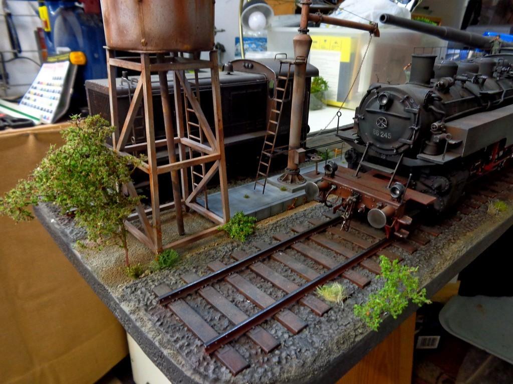 Diorama Ferroviaire avec  K5 Leopold au 1/35 petite MAJ 12/11/16 - Page 2 HkLTCo