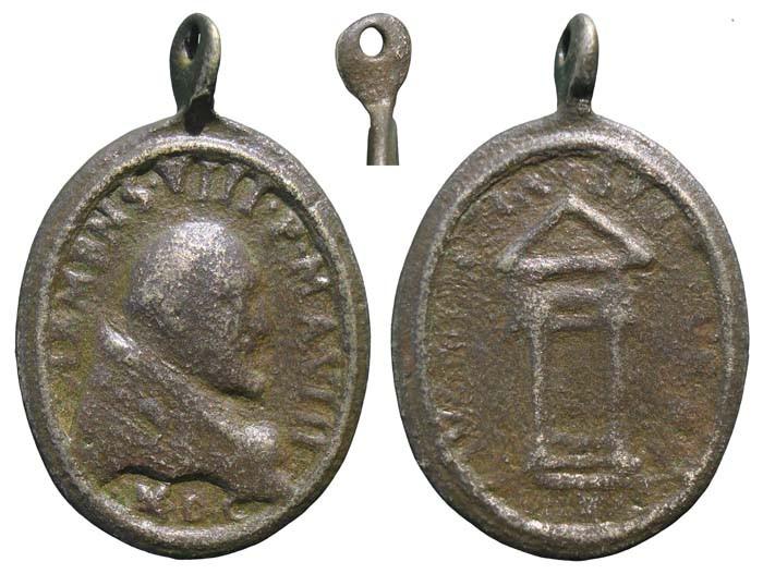 Jubileo Romano de 1600 - MR487 Kudy26