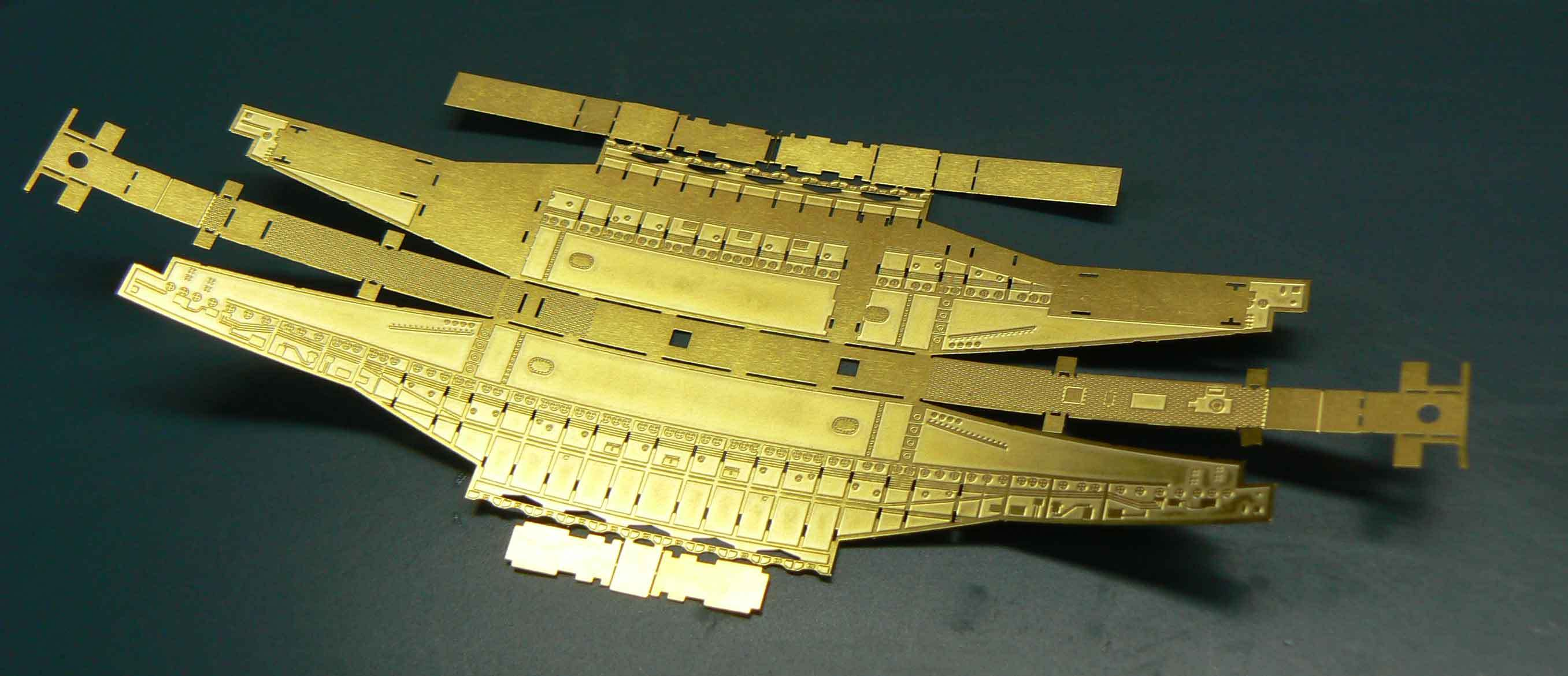 DORA German 80cm railway gun 1/350 Bigblueboy MUL2z9