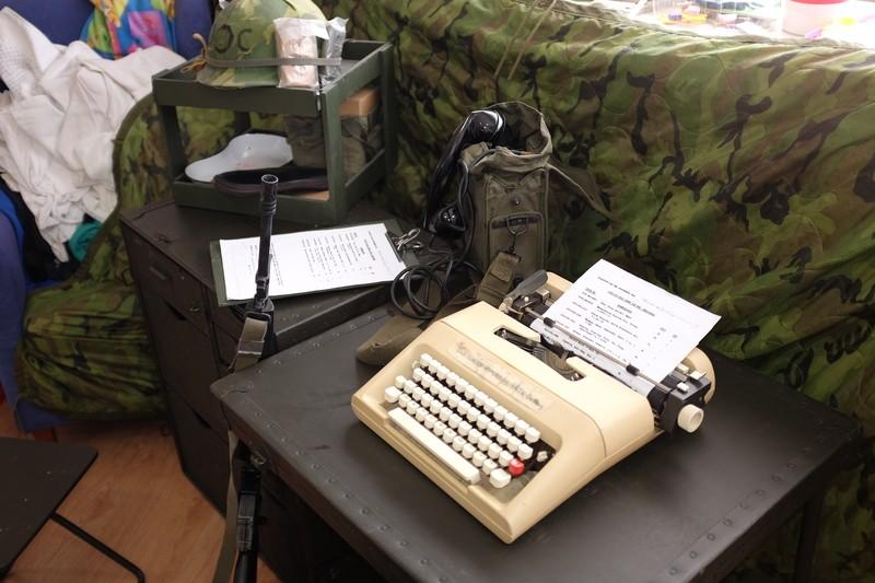 M1952 field desk. MVVrcI