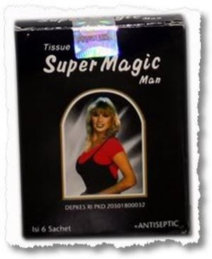 SUPERMAGIC TISSUE - WWW.BATINMALAY.COM 0133066540 O2clzK