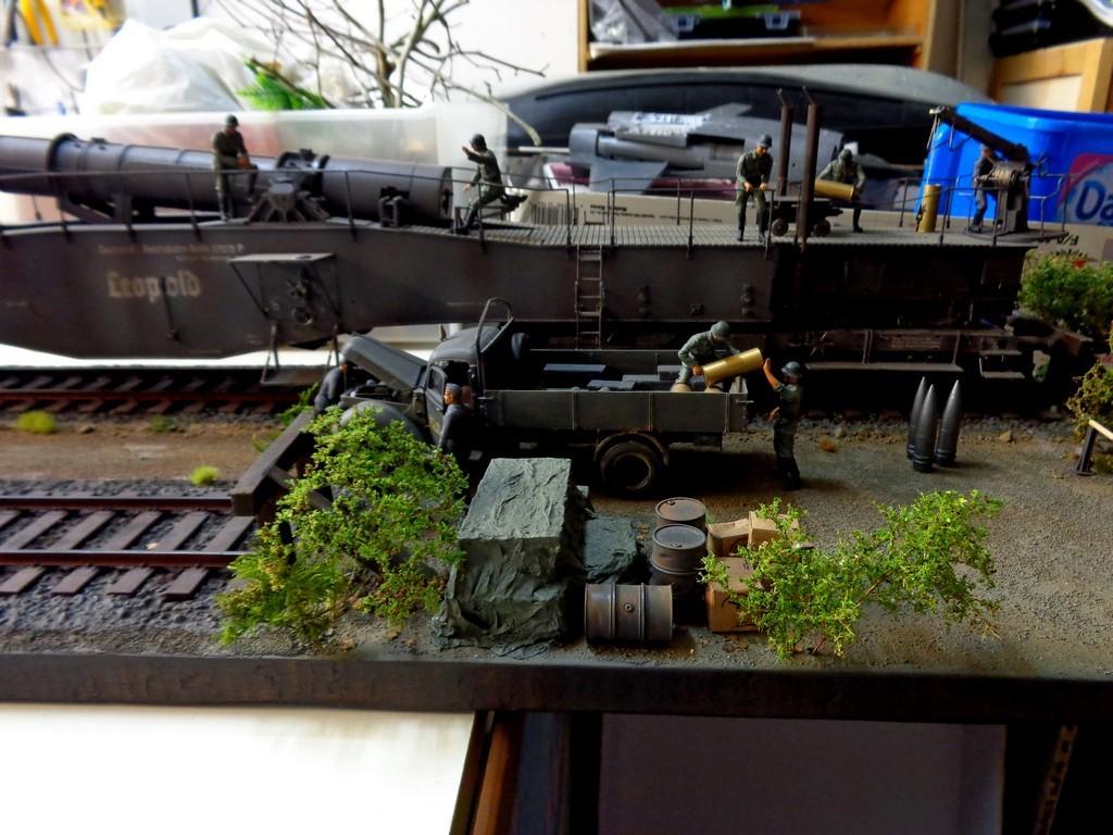 Diorama Ferroviaire avec  K5 Leopold au 1/35 petite MAJ 12/11/16 - Page 2 OitFAi