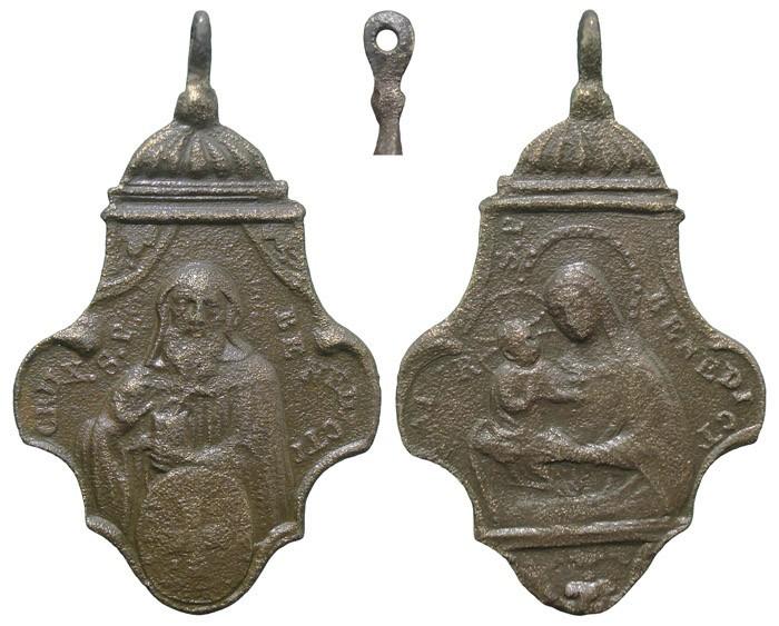 Algunas formas atípicas de medallas. QQsehb
