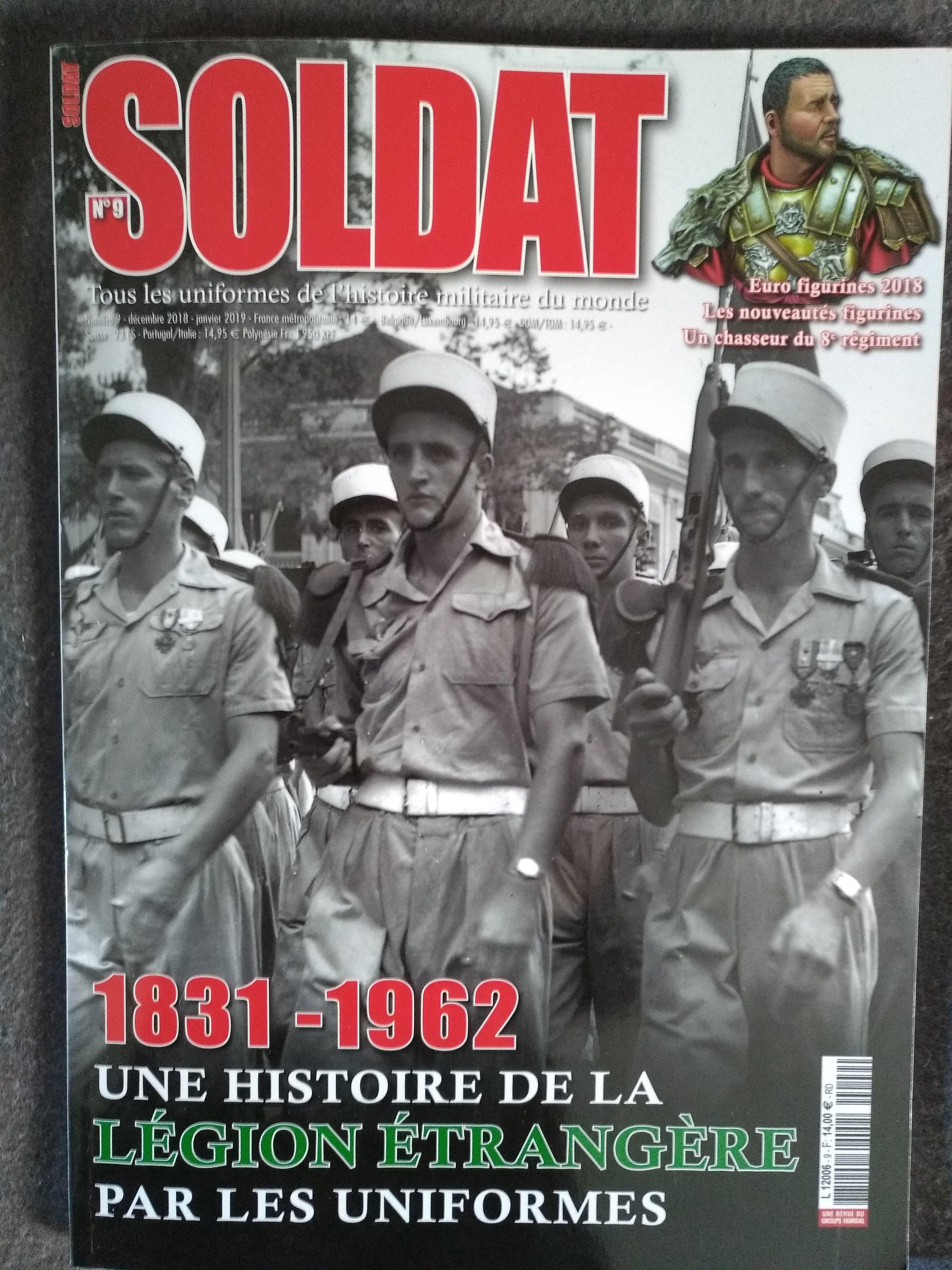 REVUE SOLDAT / LA LEGION 1831-1962 SMiTr5