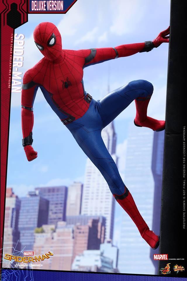 Spider-Man Homecoming : Spider-Man  VTQif7