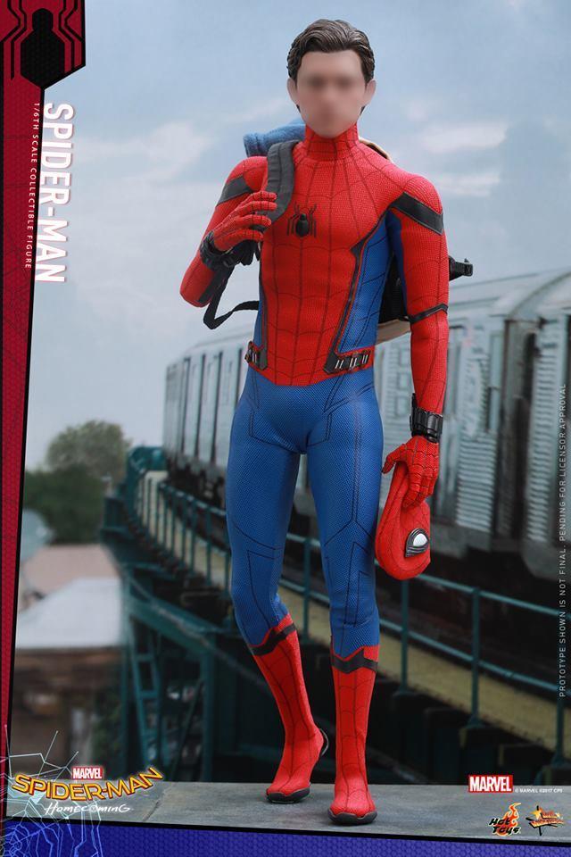 Spider-Man Homecoming : Spider-Man  WIiij4