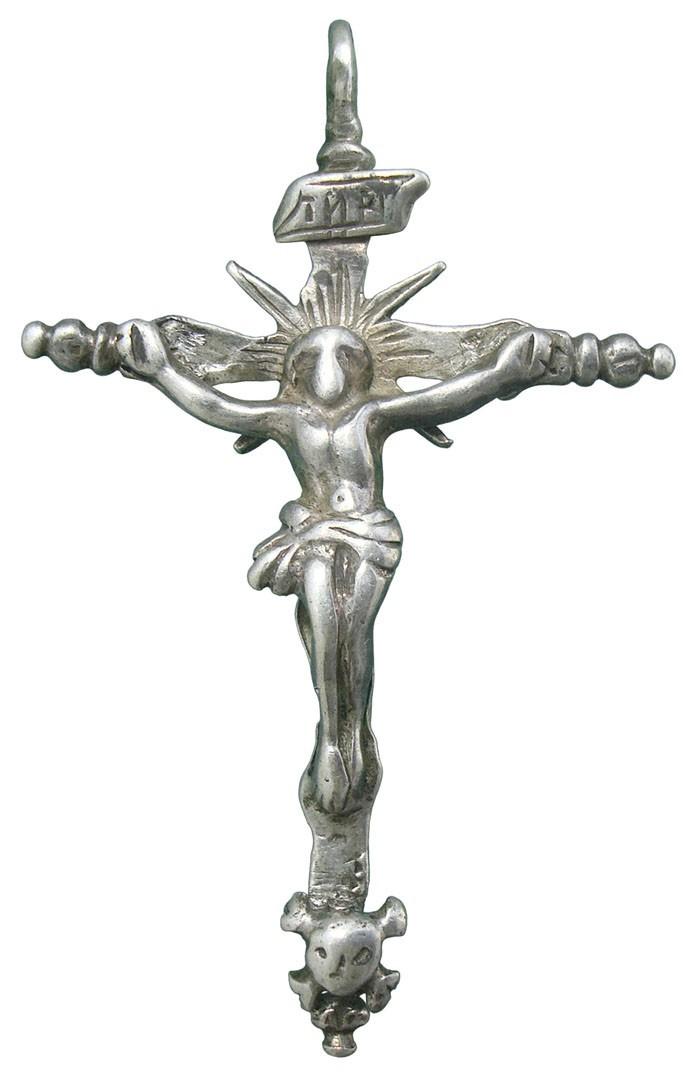 CC098 – Crucifijo barroco - CC098 AJZYOh