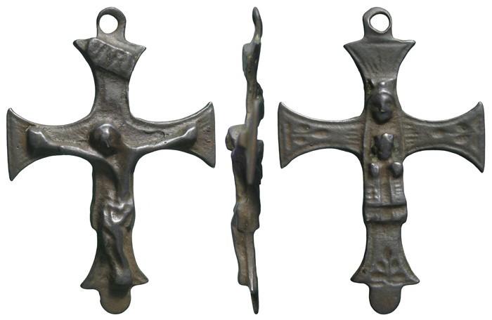 Crucifijo bifaz - CC101 AQrKnz