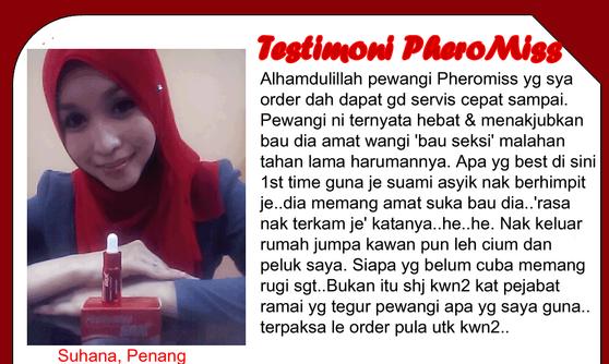 Pheromiss 50X 10 ml (Women's Pheromone) | WWW.BATINMALAY.COM ArGOln