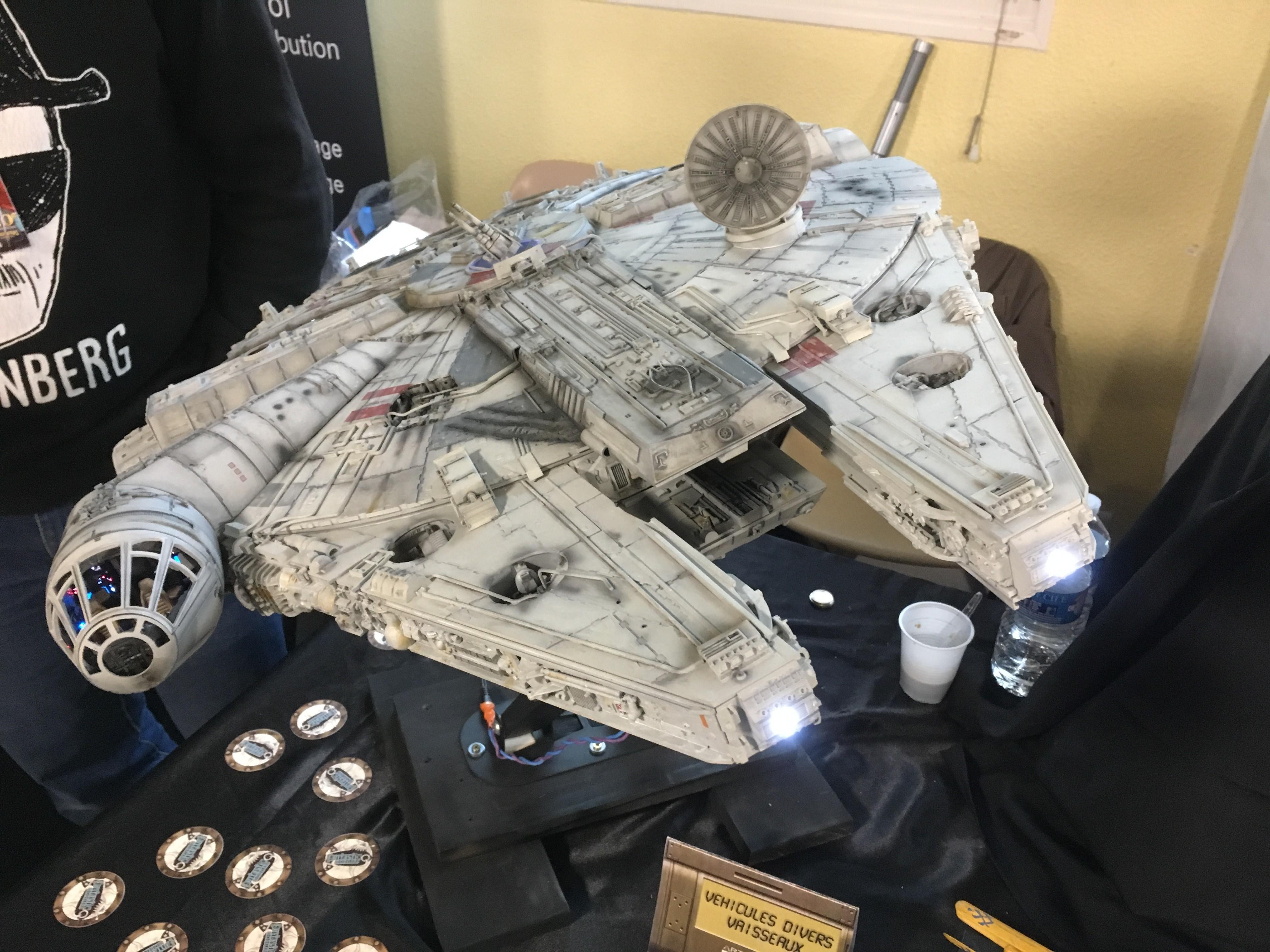 Générations Star Wars et SF 20ème édition - Cusset - 28 et 29 avril 2018 CTqIJ7