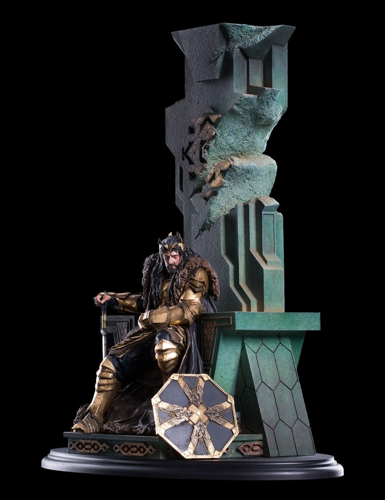THE HOBBIT - KING THORIN ON THRONE Dp59FA