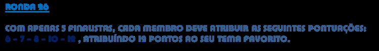 Regras & Informações Gerais GTDs12