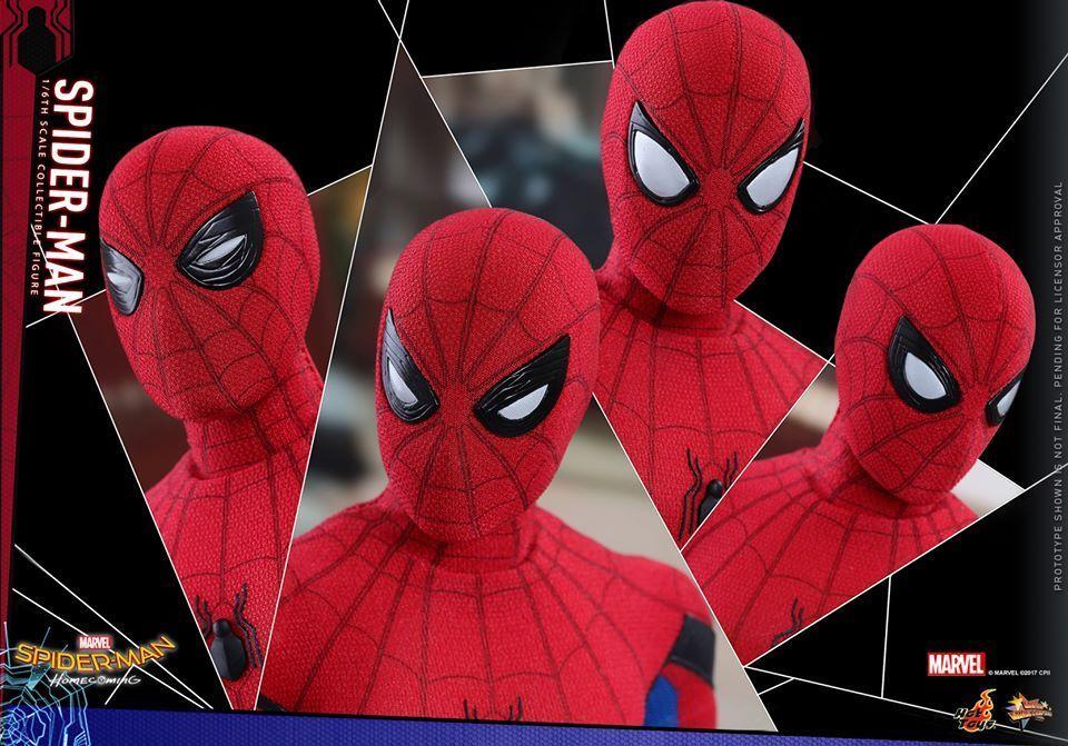 Spider-Man Homecoming : Spider-Man  GnOPEU