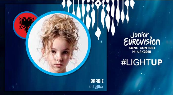 ALBÂNIA | Barbie Ijaobd