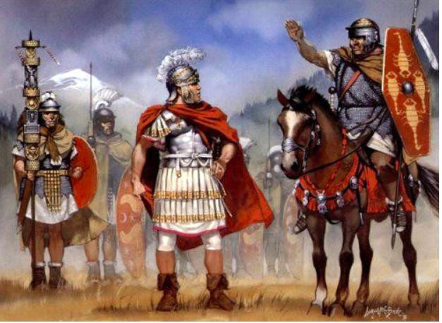 Garde Prétorien, 1er siècle NS LxxVG6