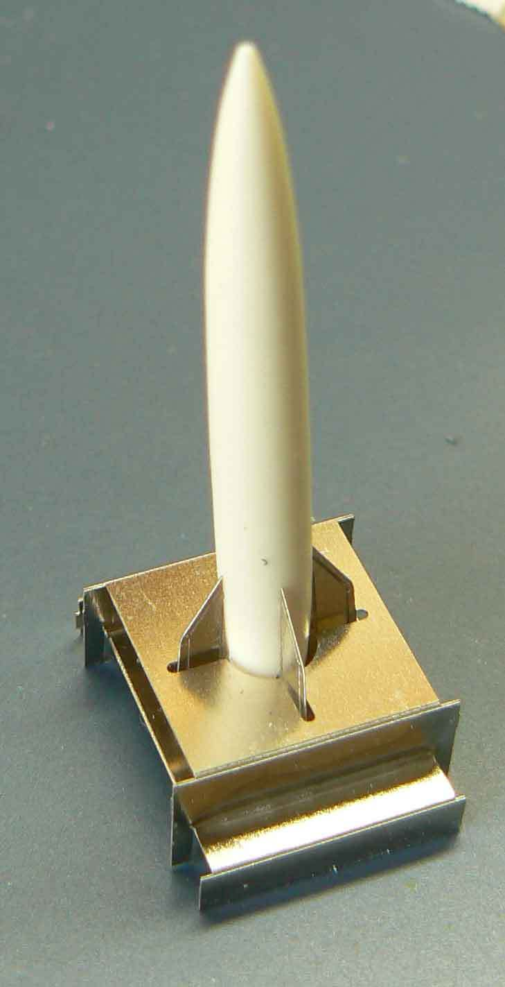 Fusée V2 - A4 au 1/350° QaQbzO